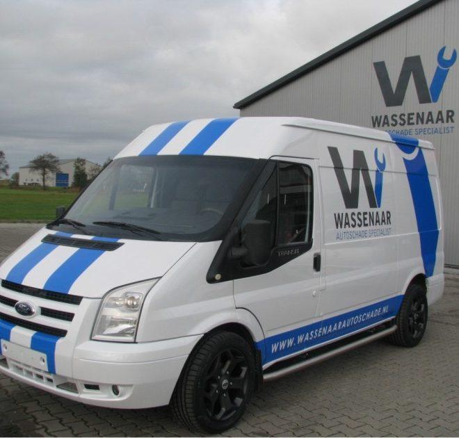wassenaar autobelettering
