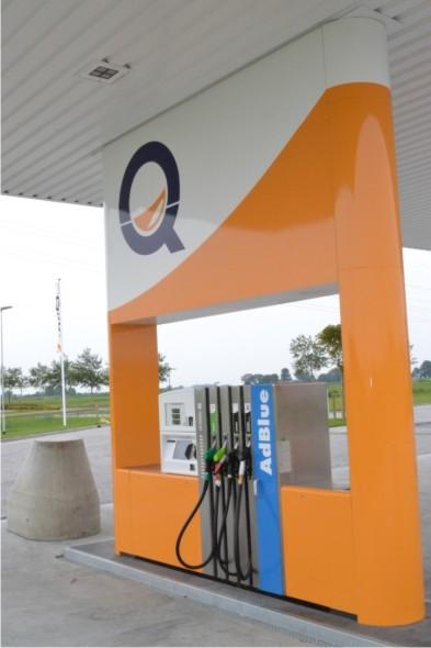 petrol signing